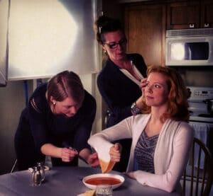 Kelly Neil food stylist on set with Feed Nova Scotia.jpg